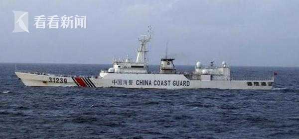 053H2G改成海警船,海警还是接受的