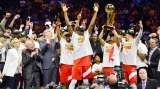 队史首冠!猛龙获得2019NBA总冠军