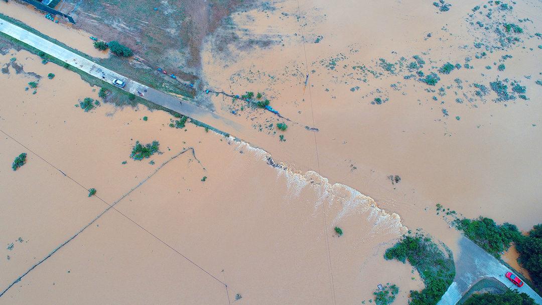 应急管理部:本轮暴雨洪涝灾害造成614万人受灾
