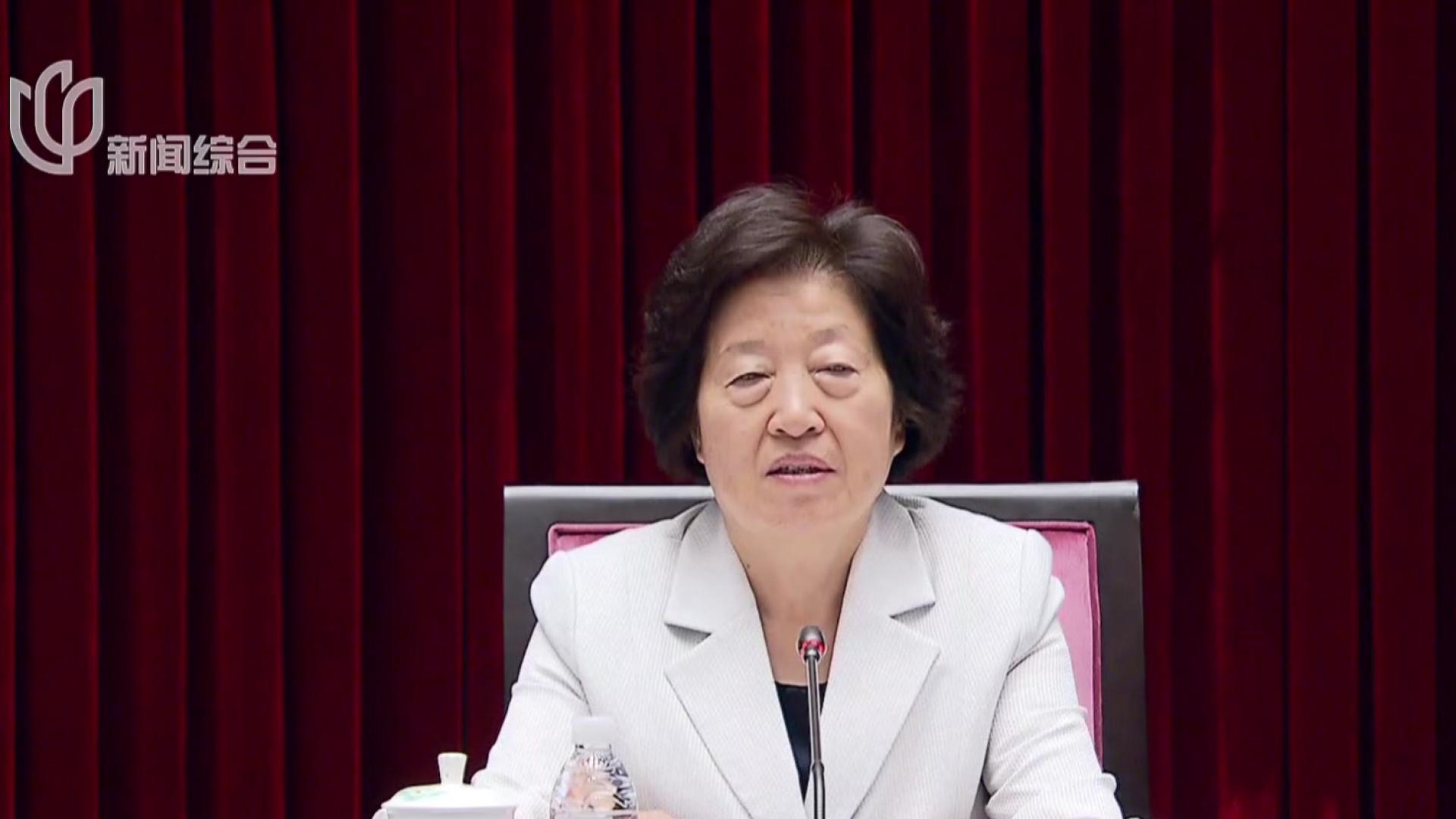 孙春兰在上海调研时强调  加强高校创新能力开放合作  更好服务党和国家工作大局
