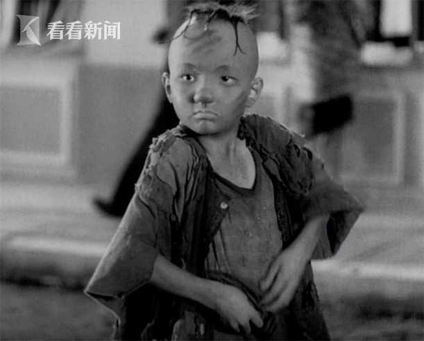 《三毛流浪记》剧照