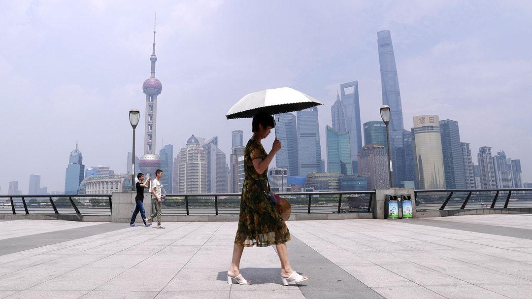 上海7月12日将入伏 三伏天共计40天