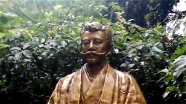 """锦绣中华·大美山川——""""""""神秘""""绍兴公园里曾经住着谁?"""