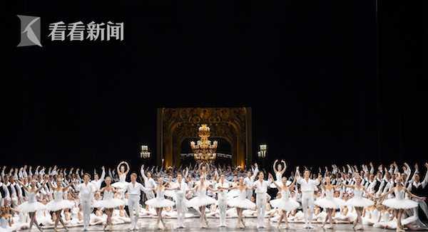 巴黎歌剧院芭蕾舞团