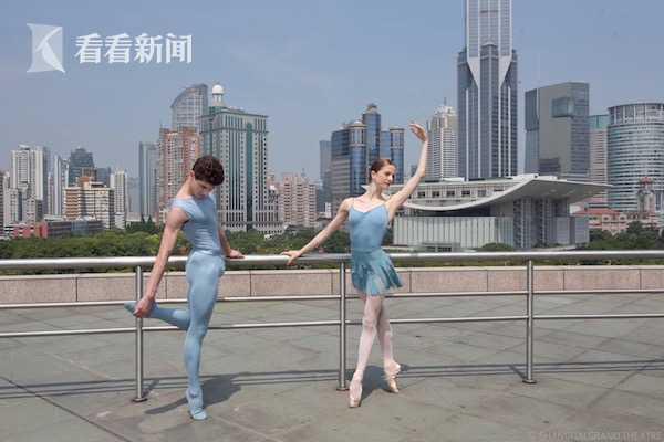 POB舞者在上海