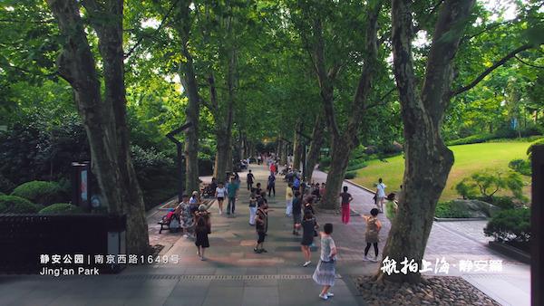 建于1954年,内有32棵百年悬铃木,是现代城市中的山水花园