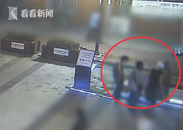 视频|4名韩国人对慰安妇像吐口水 还说日语装成日本人