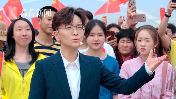 上海京剧院国家一级演员王珮瑜的念白,给现场观众带来惊喜