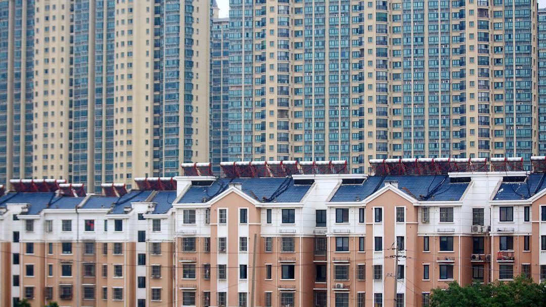 统计局:一二三线城市住宅价格同比涨幅均回落