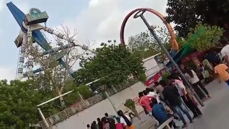印度游乐场