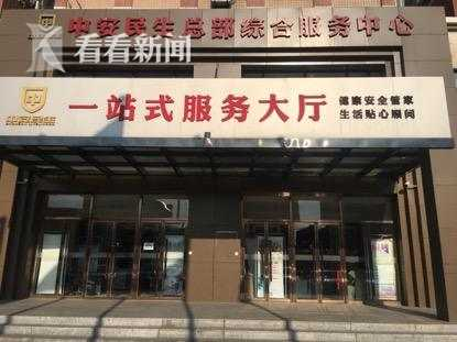 中安民生總部