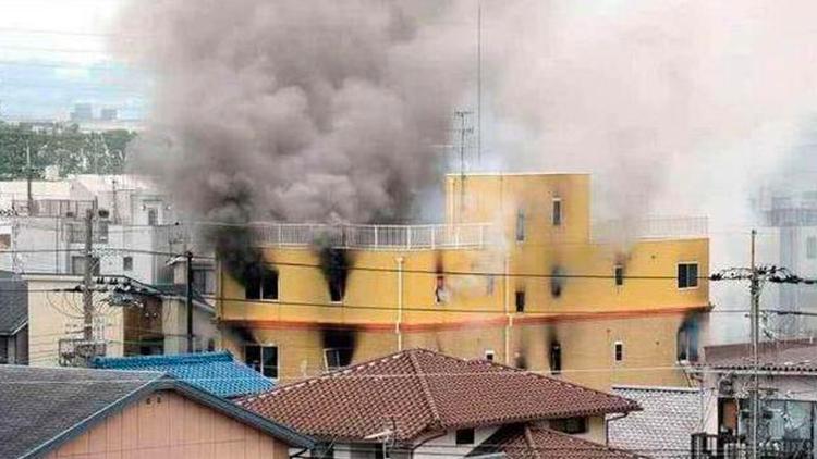 京都动画纵火案致33人死亡 社长称曾遭死亡威胁