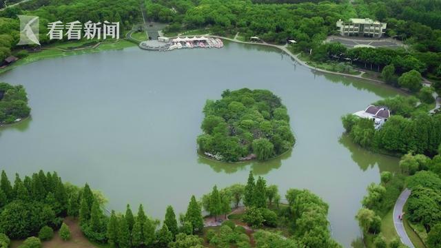 和谐自然:闵行体育公园