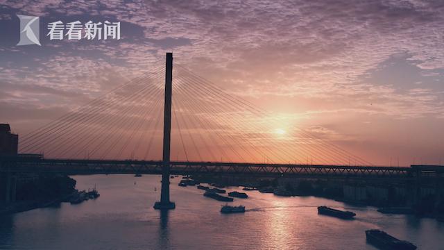 川流不息:闵浦二桥