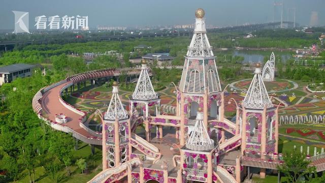 梦幻王国:浦江郊野公园