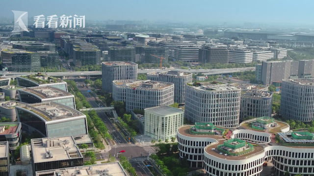 商务中心:虹桥商务区