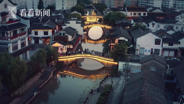 江南水乡:七宝古镇