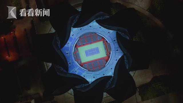 国际瞩目:上海旗忠网球中心