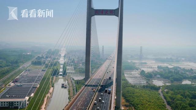 川流不息:闵浦大桥