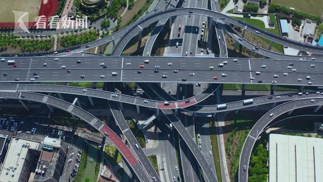 快速通道:嘉闵高架路