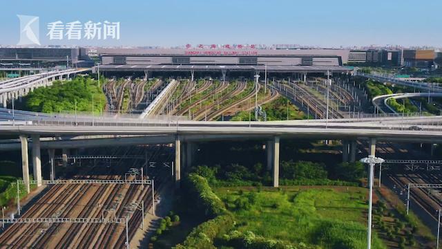综合枢纽:虹桥综合交通枢纽