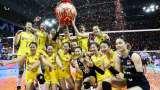 中国女排3:0胜土耳其 获东京奥运会参赛资格