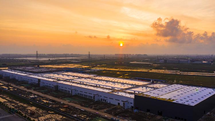 特斯拉:上海速度 自贸新片区让我们离梦想更近