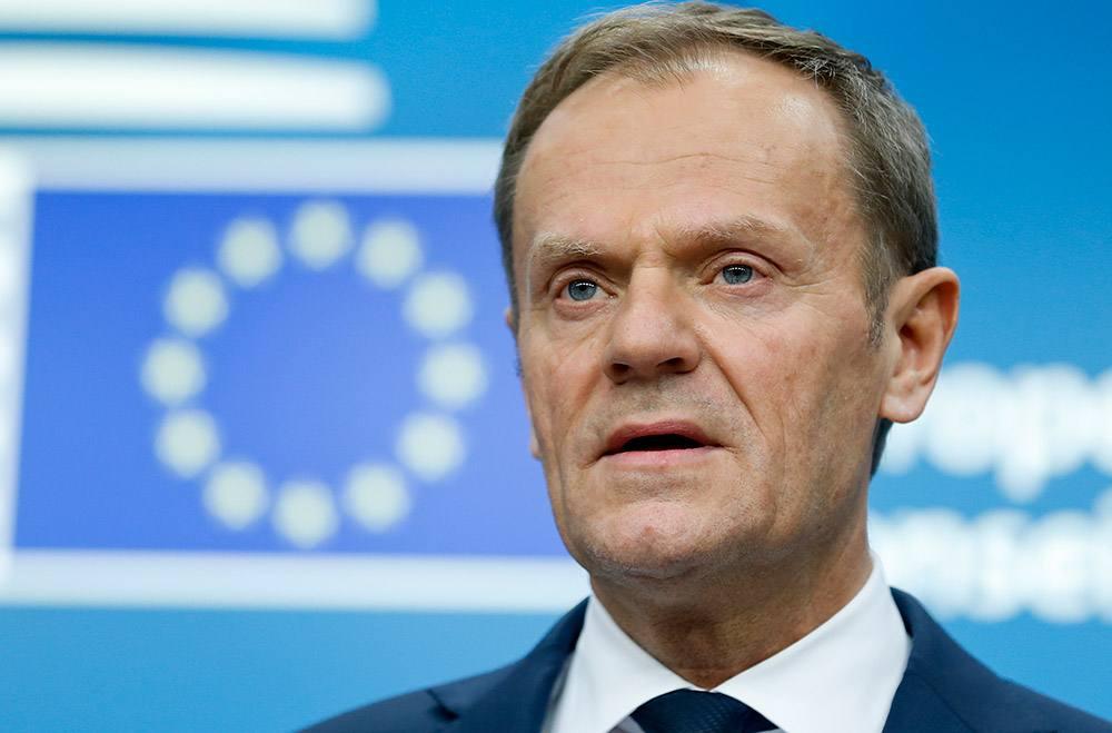 欧洲理事会主席 图斯克