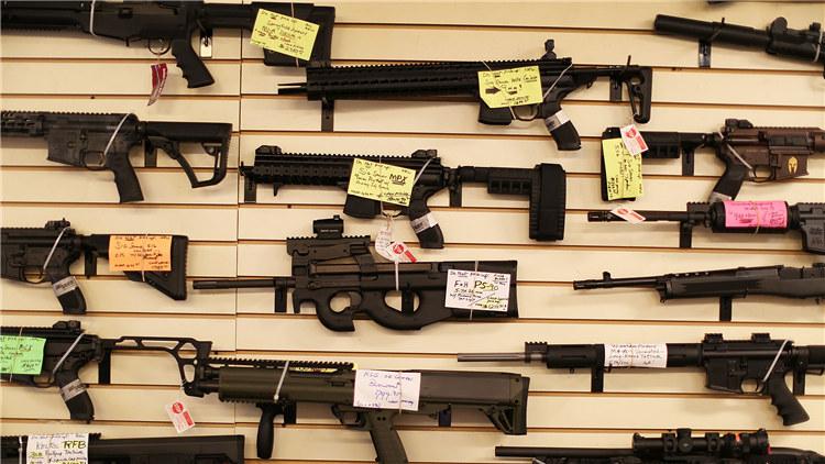 中国人权研究会发文揭露美国枪支暴力践踏人权