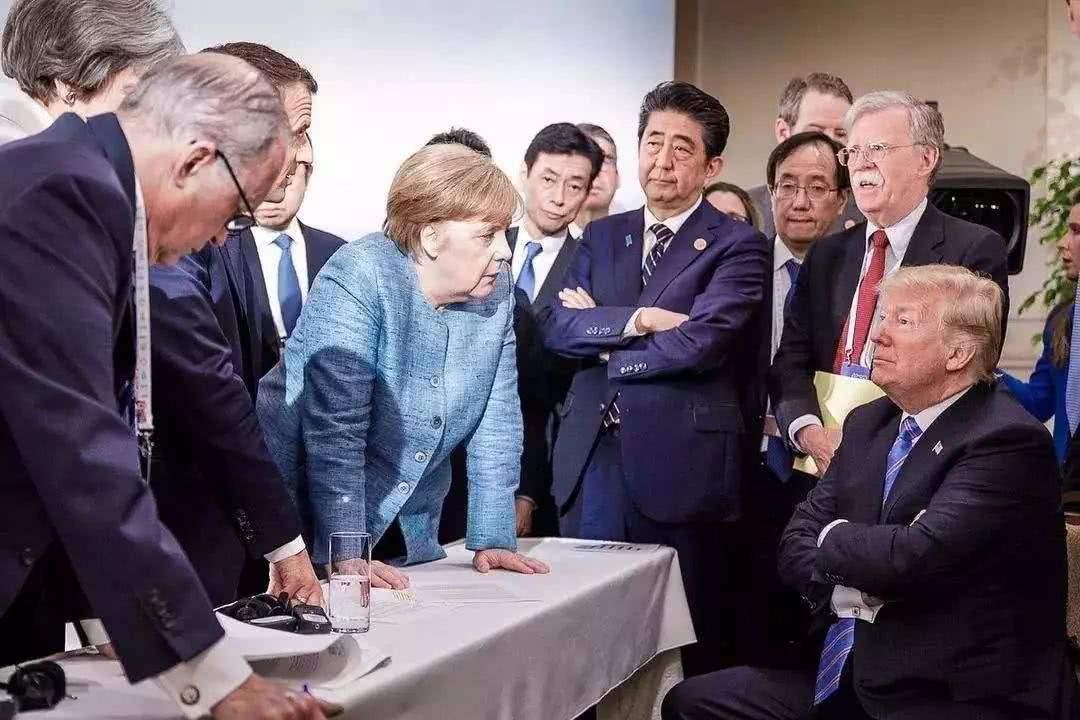 2018七国首脑峰会