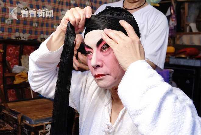 粤剧名家阮兆辉