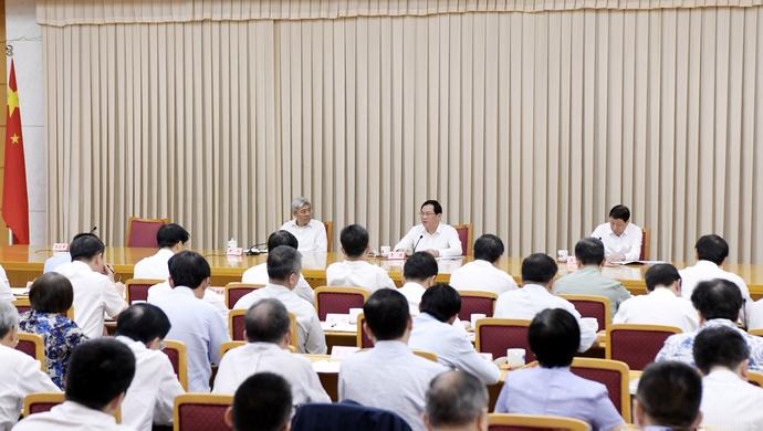 李强在上海机构改革总结会上划重点