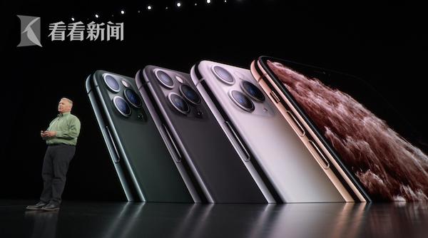 视频|2019新iPhone谜底哈文年轻图片 揭晓!50秒看完苹果发布会