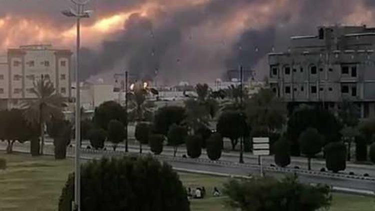 沙特油厂遭无人机袭击 日产减一半 油价将上涨?
