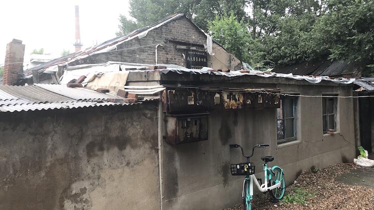 """中国抗日战争""""爆发点""""旧址亟待保护修复"""