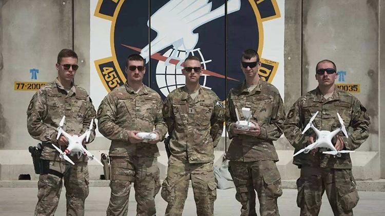 五角大楼为何不顾禁令为精锐部队装备大疆无人机