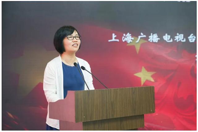 上海广播电视台、上海文化广播影视集团党委书记、董事长王建军