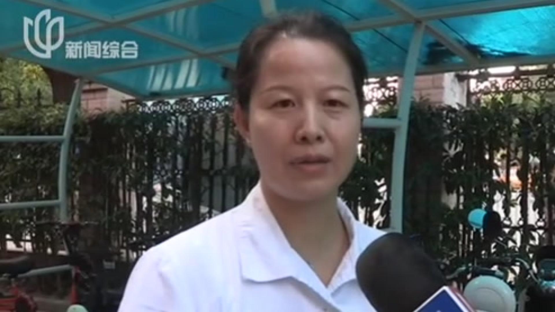 梅陇镇卫生服务中心:88岁老伯被撞进围墙  医护人员全力抢救