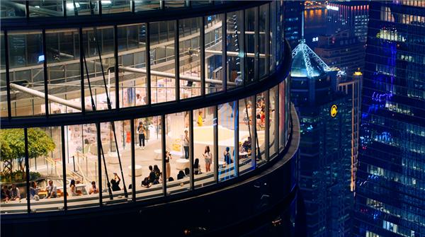 上海中心朵云书院