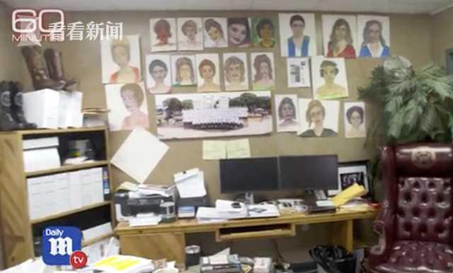 视频 美杀人魔35年杀93女子未被发现 手绘受害者模样