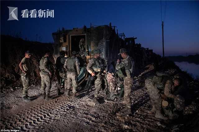措辞不同!普京和特朗普就土耳其军事行动发声