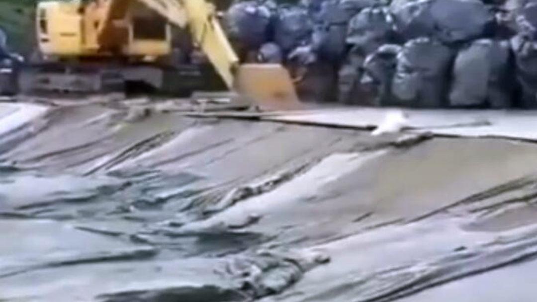 日本福岛核污染物被洪水冲走 正评估对环境影响