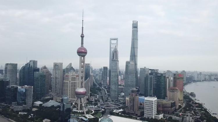 60万米高空看上海,是什么体验?