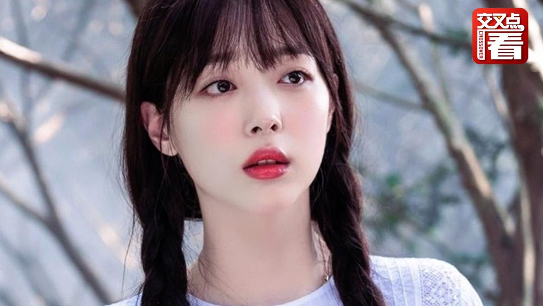韩国女星雪莉被发现在家中身亡 曾患抑郁症