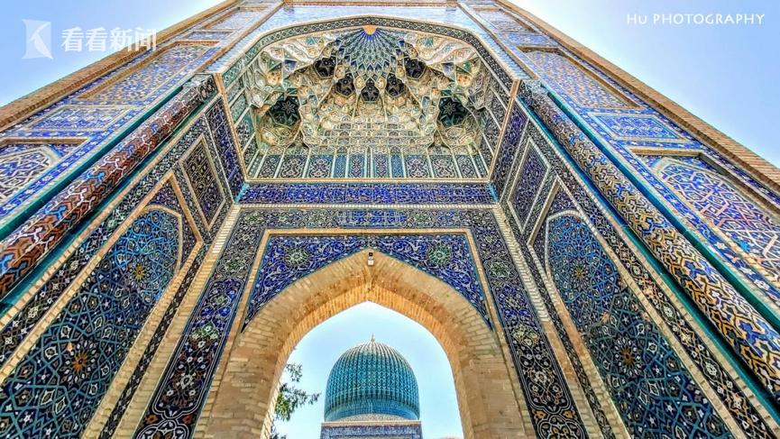 古尔阿米尔陵墓 | 撒马尔罕