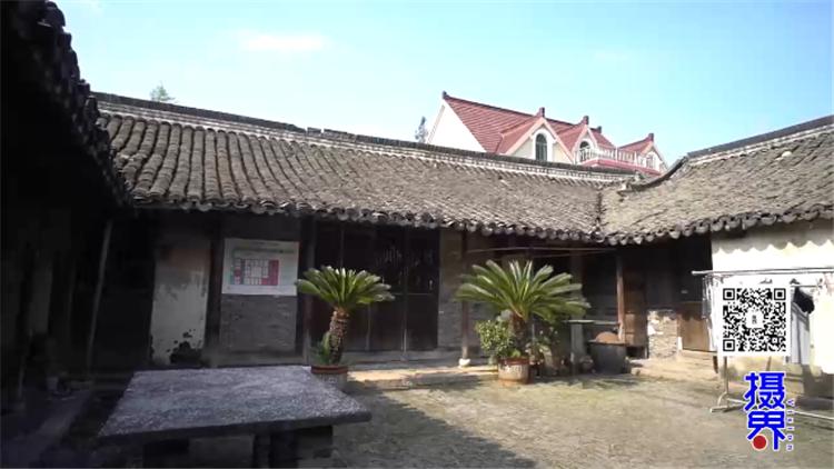 """上海也有""""四合院""""  述说海派""""大宅门""""的记忆"""