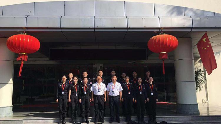 三亚机场选派多名业务骨干支援武汉军运会