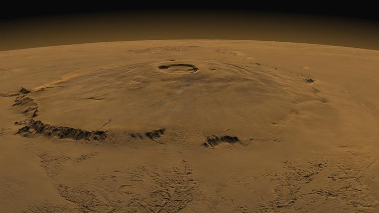 美航天局否认已发现火星存在生命