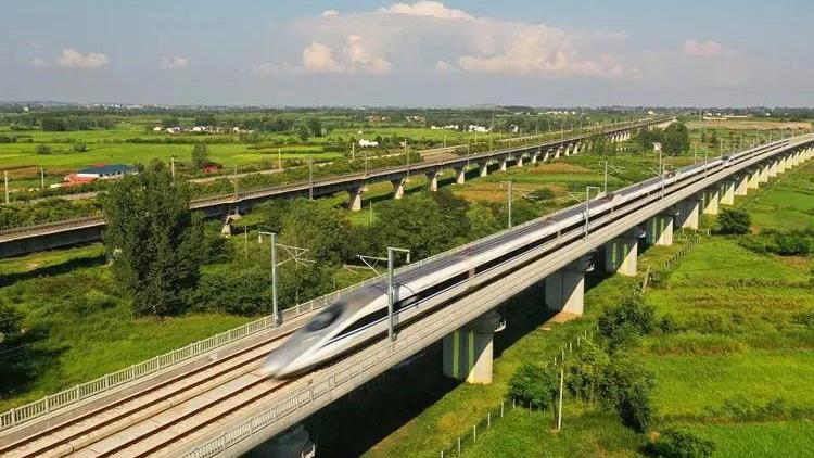 这些铁路即将开通!看看有经过你家乡的没?