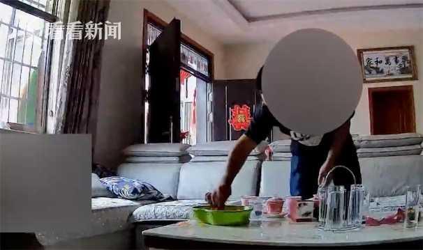 视频|大胆小贼专偷婚宴红包 拿了东西还装亲朋吃喜酒